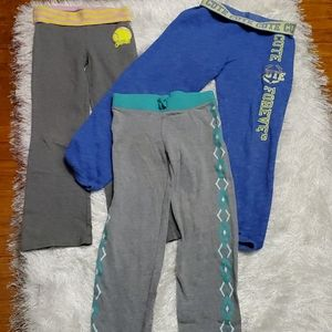 Kids - Sweat Pants BUNDLE - $18 - sz M
